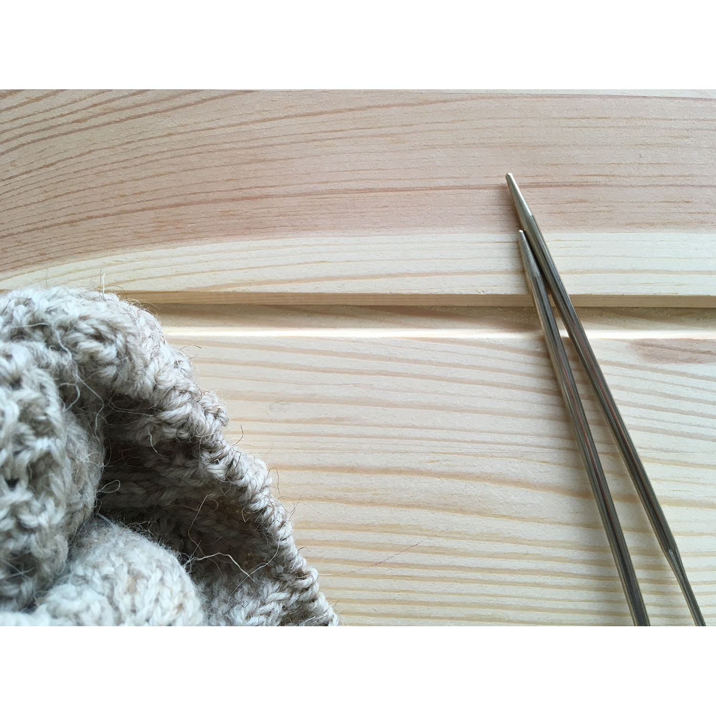 Кругові спиці супер гладкі, 40 см, Addi