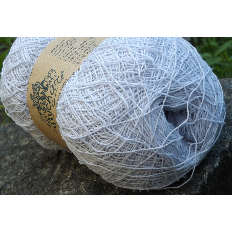 Етно-коттон 1500 - світло-сірий, Вівчарі