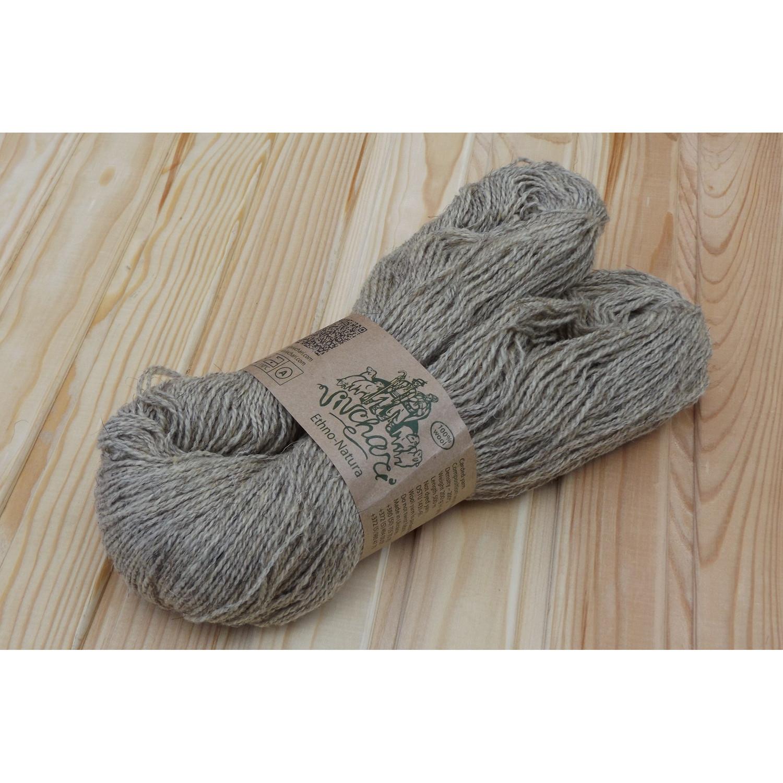 Етно-натура 500 - натуральний сірий, Вівчарі