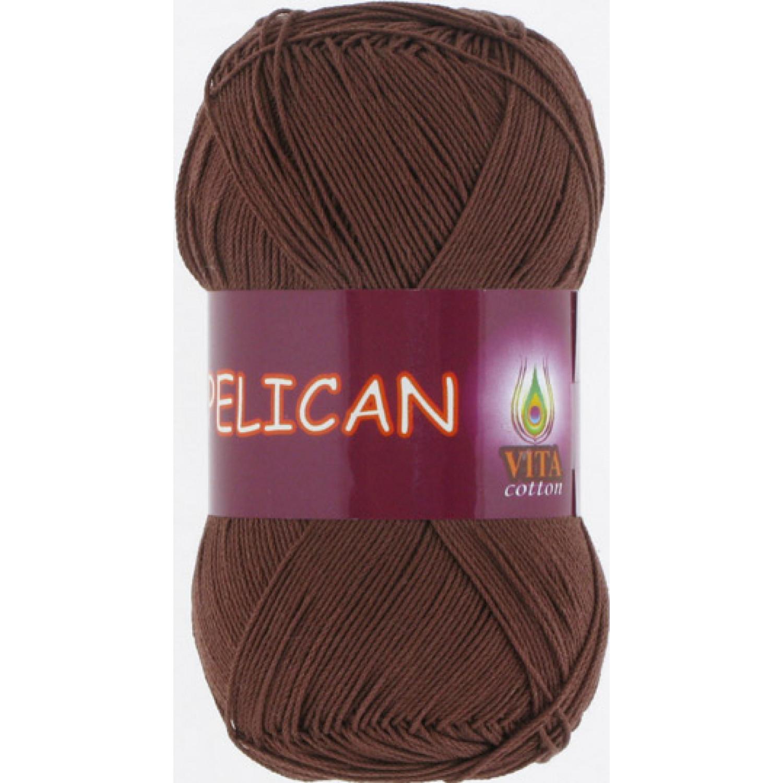 Pelican - темно-коричневий, Vita